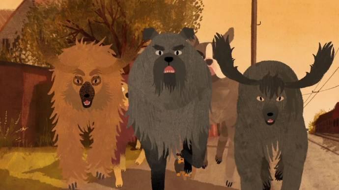Jacob, Mimmi en de pratende honden filmstill