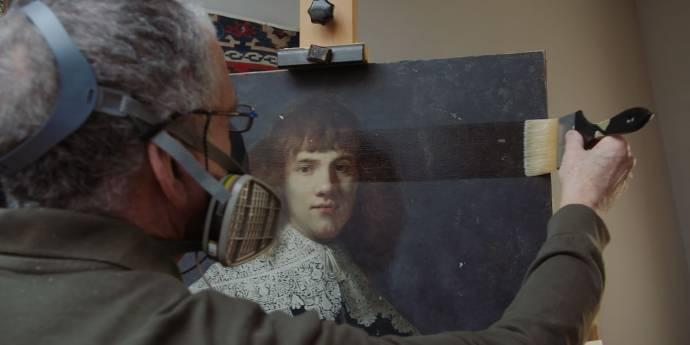 Mijn Rembrandt filmstill