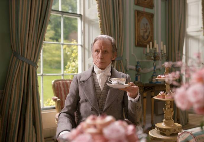 Bill Nighy (Mr. Woodhouse)