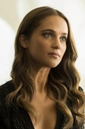 Alicia Vikander in Burnt