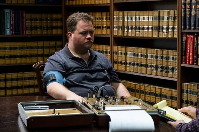 Paul Walter Hauser (Richard Jewell)
