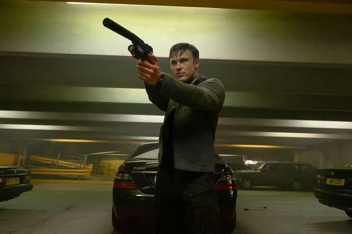 William Moseley (Agent Bryant)