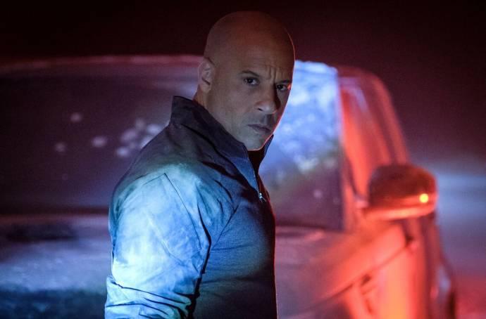 Vin Diesel (Ray Garrison / Bloodshot)