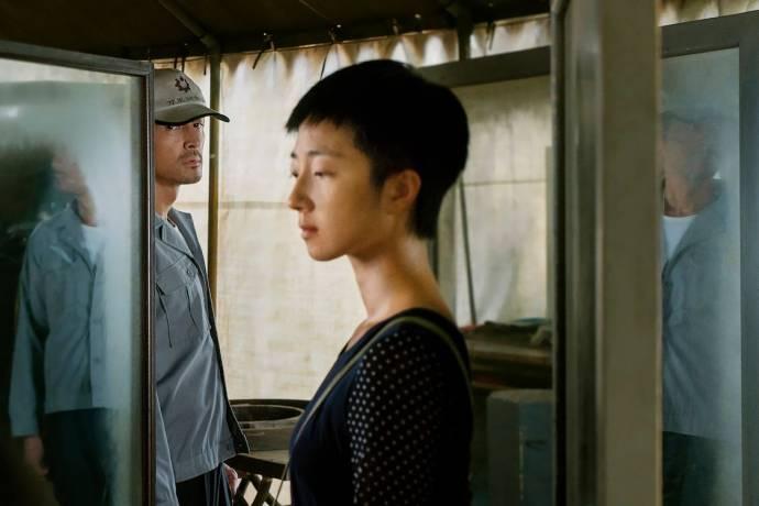 Ge Hu (Zenong Zhou) en Lunmei Kwai (Aiai Liu)