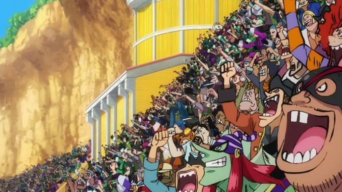 One Piece: Stampede filmstill