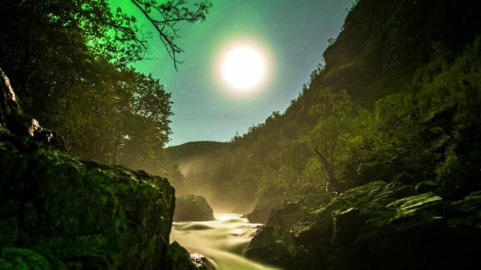 Fjord filmstill