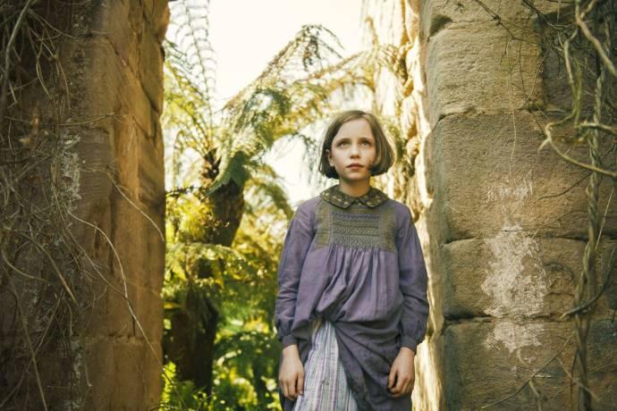 Dixie Egerickx (Mary Lennox) in The Secret Garden