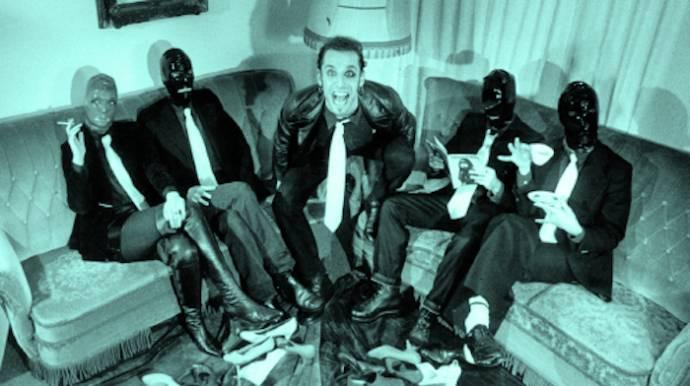 Rosto met Thee Wreckers uit de documentaire