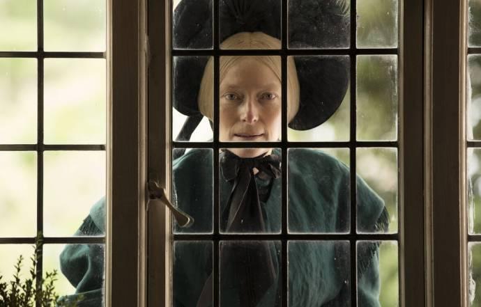 Tilda Swinton (Betsey Trotwood)