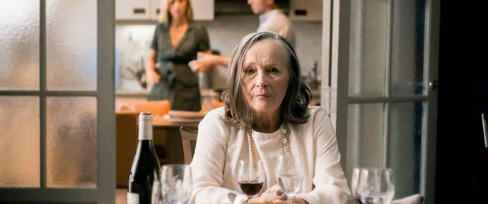 Martine Chevalier (Madeleine) in Deux