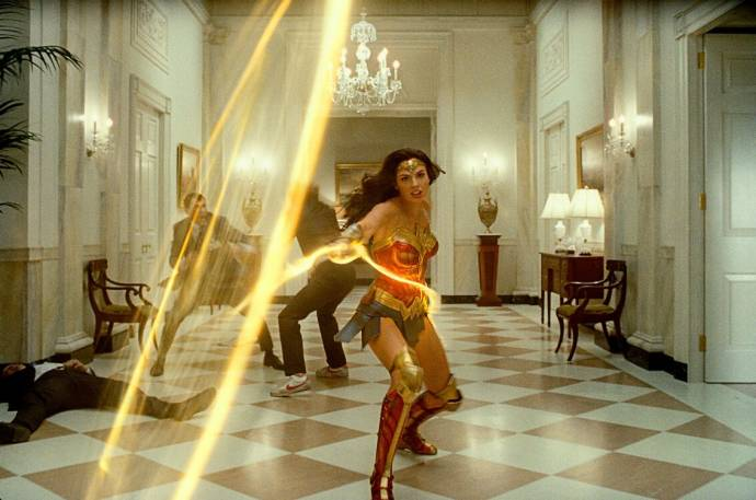 Wonder Woman 1984 3D filmstill