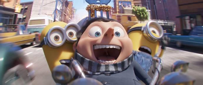 Minions: The Rise of Gru filmstill