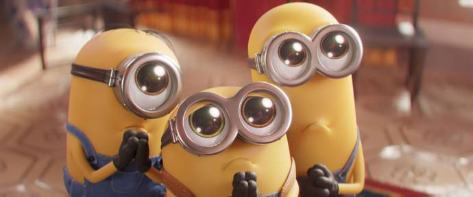 Minions: The Rise of Gru filmstill