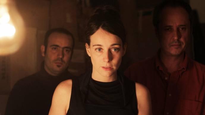 Elisa Carricajo (Marcela / Isabella / Agente 50 / Actrices de 'La Arnia' / Ag. Beuaregard / Fifi / Sarah S. Evans)