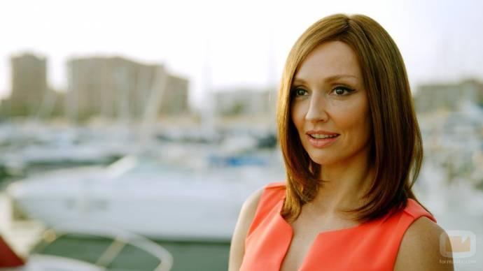 Cristina Castaño (?Macarena Medina de Solís 13 episodes, 2019)