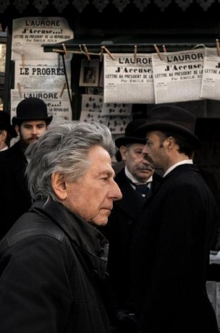 Roman Polanski in An Officer and a Spy