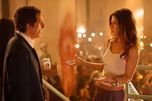 Jennifer Aniston (Polly Prince) en Ben Stiller (Reuben Feffer)
