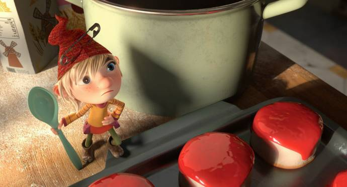 The Elfkins: Baking a Difference filmstill