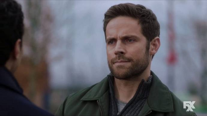 Dylan Bruce (Nolan Wells / ... 8 afleveringen, 2019)
