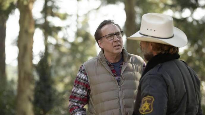 Nicolas Cage (Nathan Gardner)