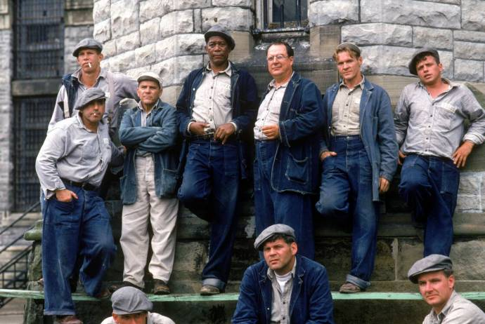 The Shawshank Redemption filmstill