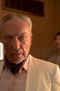 Udo Kier in The Barefoot Emperor