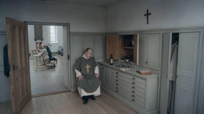 Martin Serner (The Priest)