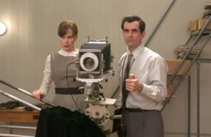 Ty Burrell (Allan Arbus) en Nicole Kidman (Diane Arbus)