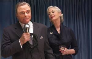 Jane Alexander (Gertrude Nemerov) en Harris Yulin (David Nemerov)