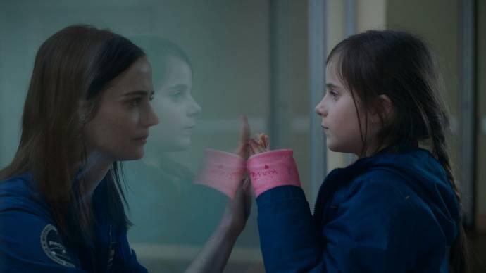 Eva Green (Sarah Loreau) en Zélie Boulant (Stella)