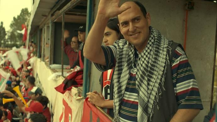 Andrés Parra (Sergio Jadue 8 afleveringen, 2020)