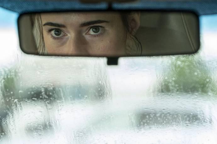 Caren Pistorius (Rachel) in Unhinged