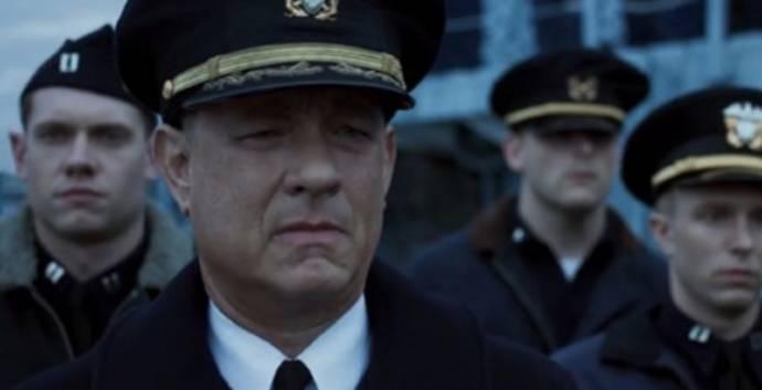 Tom Hanks (Commander Ernest Krause)