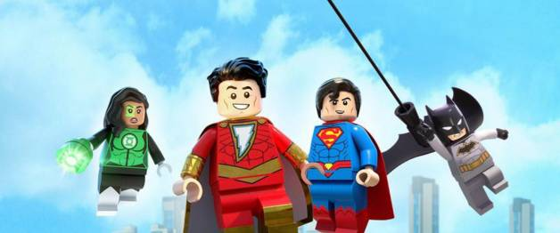 Lego Superheroes Shazam: Monsters & Magic