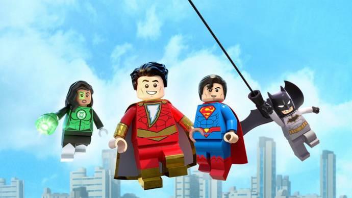 Lego Superheroes Shazam: Monsters & Magic filmstill