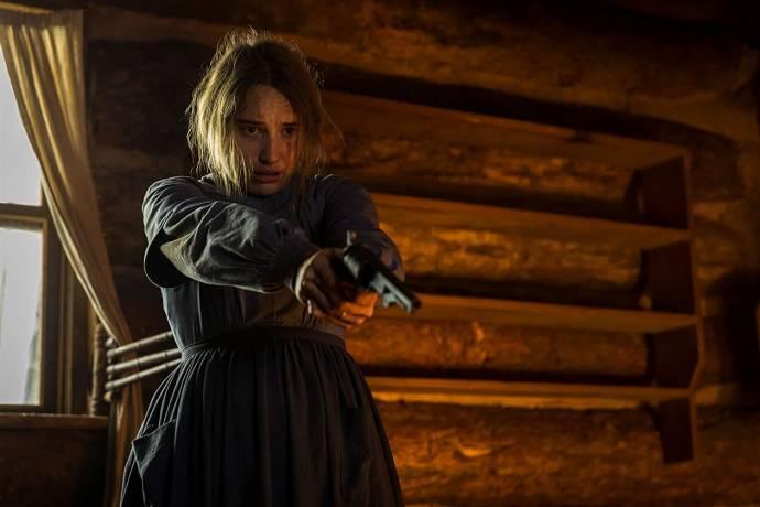 Deborah François (Audrey Tate)