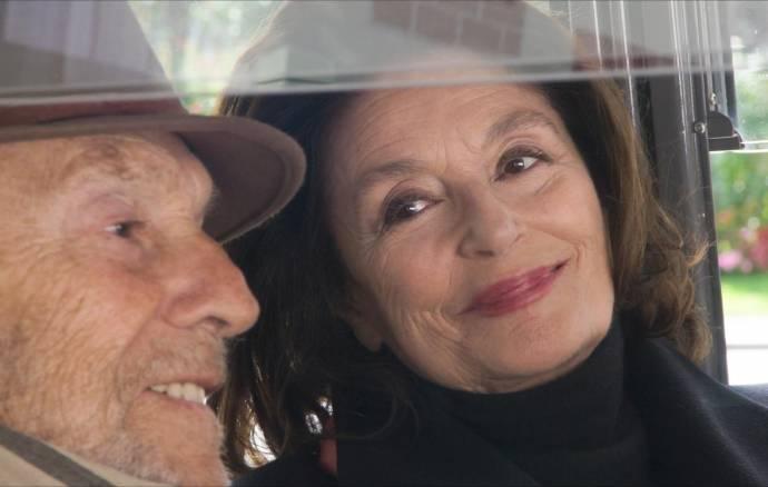 Jean-Louis Trintignant (Jean-Louis Duroc) en Anouk Aimée (Anne Gauthier)