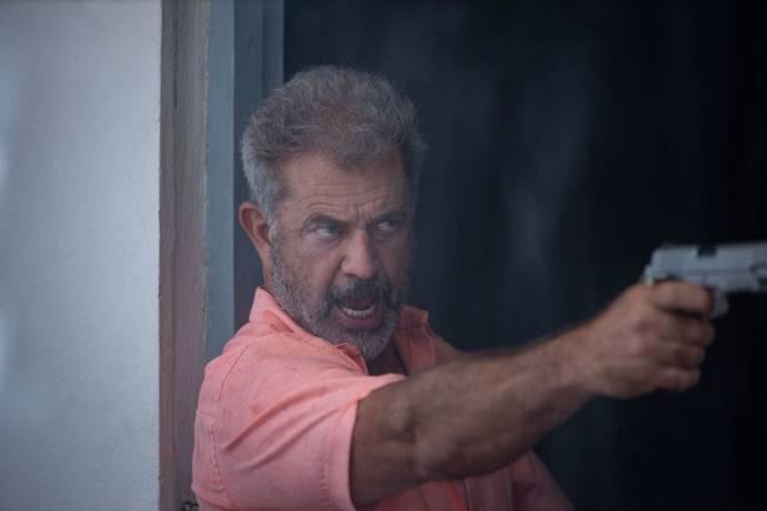 Mel Gibson (Ray)