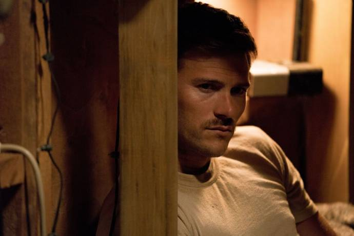 Scott Eastwood (Staff Sergeant Clint Romesha)