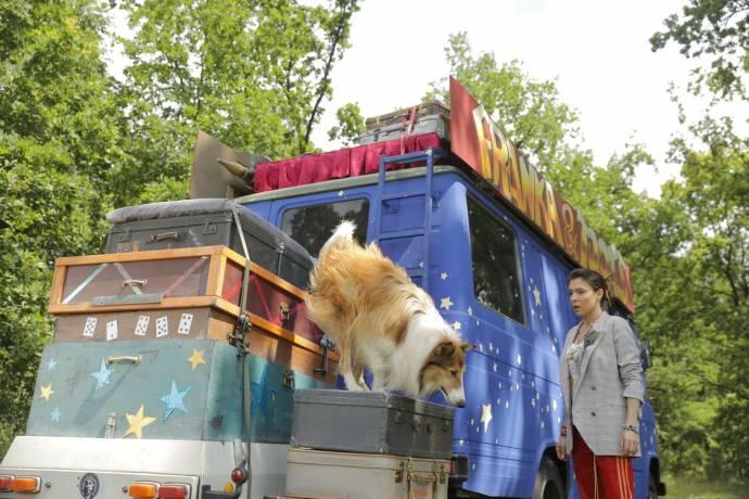 Lassie (NL) filmstill