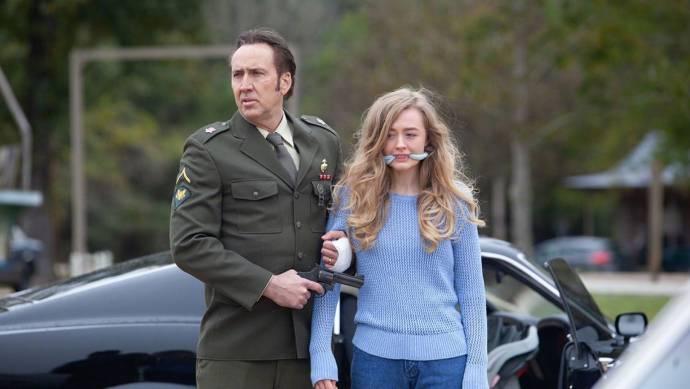 Nicolas Cage (Walter) en Emily Marie Palmer (Lisa)