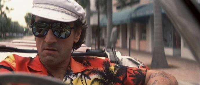 Robert De Niro (Max Cady)