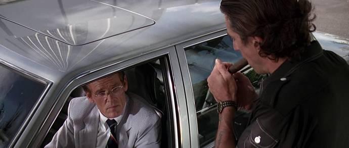 Nick Nolte (Sam Bowden) en Robert De Niro (Max Cady)