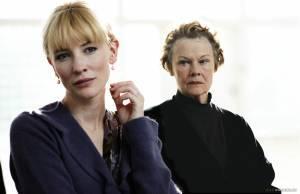 Cate Blanchett (Sheba Hart) en Judi Dench (Barbara Covett)