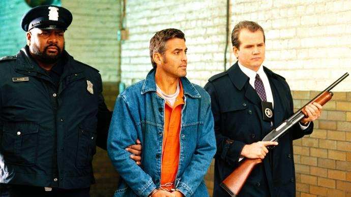 George Clooney (Jack Foley)