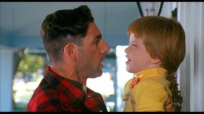 Michael Richards (Martin Beck) en Michael Oliver (Junior)