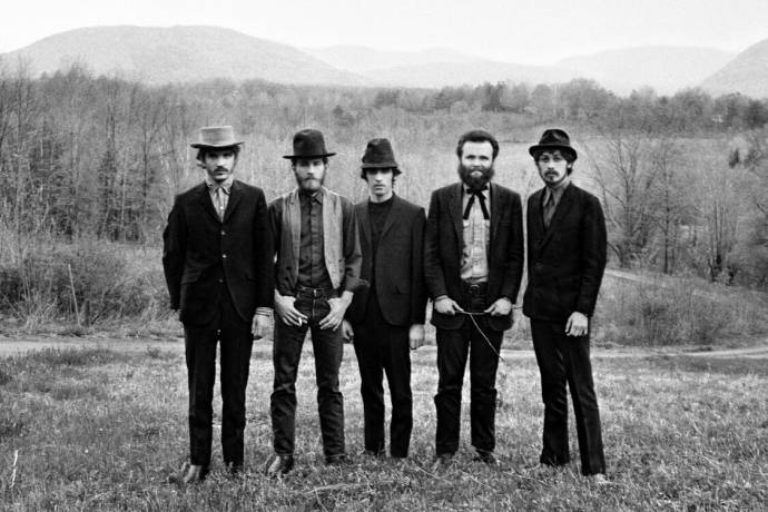 Once Were Brothers: Robbie Robertson and the Band filmstill