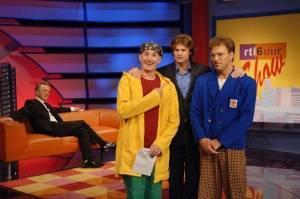 Ernst en Bobbie zijn samen met Wolter Onix te gast bij de RTL 6 uur show