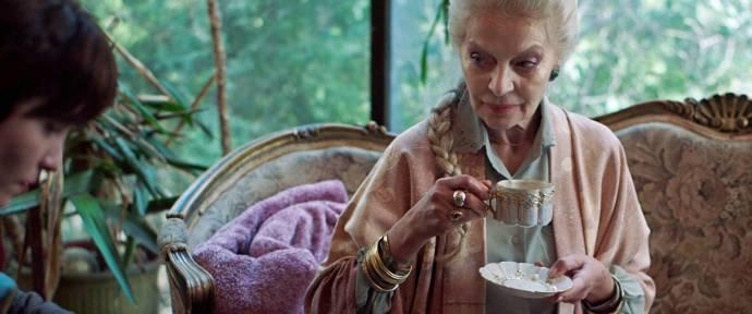 Maria Aliferi (Woman with dead pet)