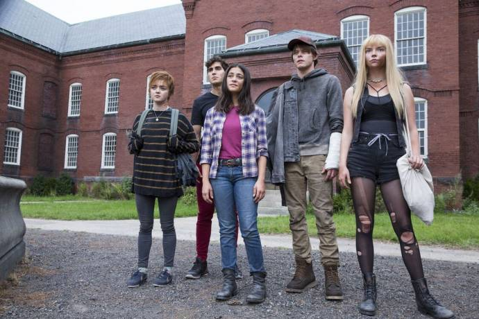 The New Mutants filmstill